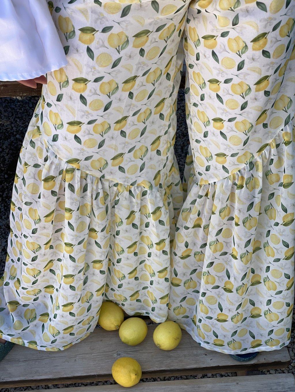 Ayla Lemon Bottoms