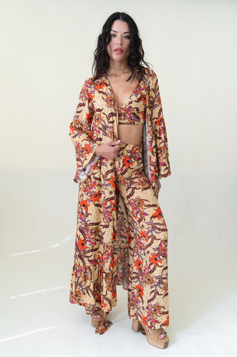Jade Κιμονό/Φόρεμα